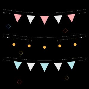 CelebrationHi messages sticker-11