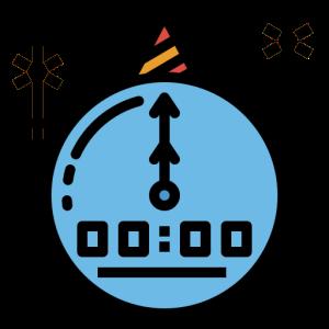 CelebrationHi messages sticker-7
