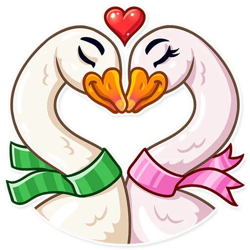 Christmas Goose New Year messages sticker-5