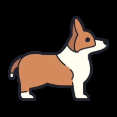 Doggo Stickers messages sticker-8