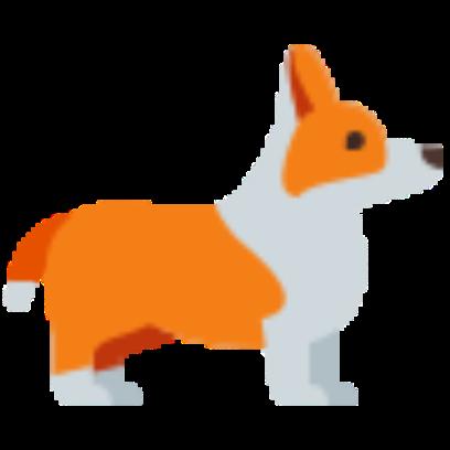 Doggo Stickers messages sticker-6