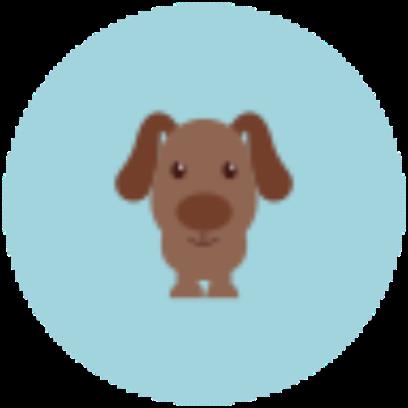 Doggo Stickers messages sticker-0