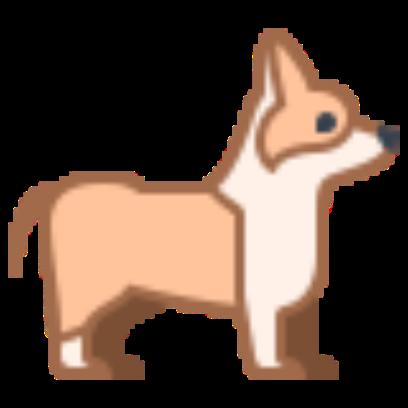 Doggo Stickers messages sticker-7