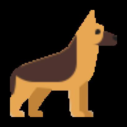 Doggo Stickers messages sticker-1