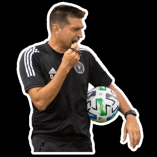 Inter Miami CF messages sticker-9