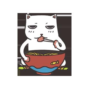 萌猫 messages sticker-10