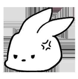 Usagi Chan messages sticker-8