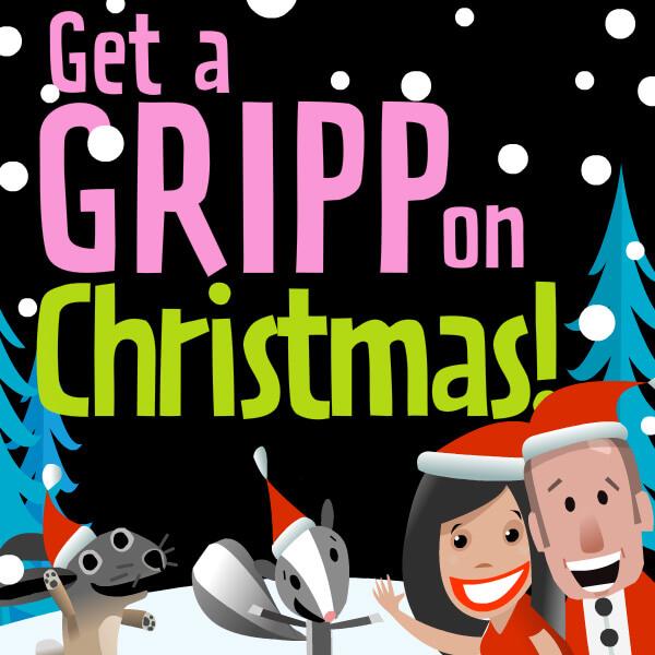 gripp-christmas messages sticker-2