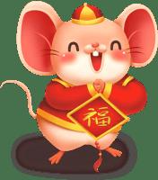 2020鼠年好运红包-抢红包必备emoji messages sticker-7