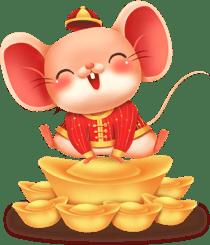 2020鼠年好运红包-抢红包必备emoji messages sticker-6