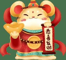2020鼠年好运红包-抢红包必备emoji messages sticker-3