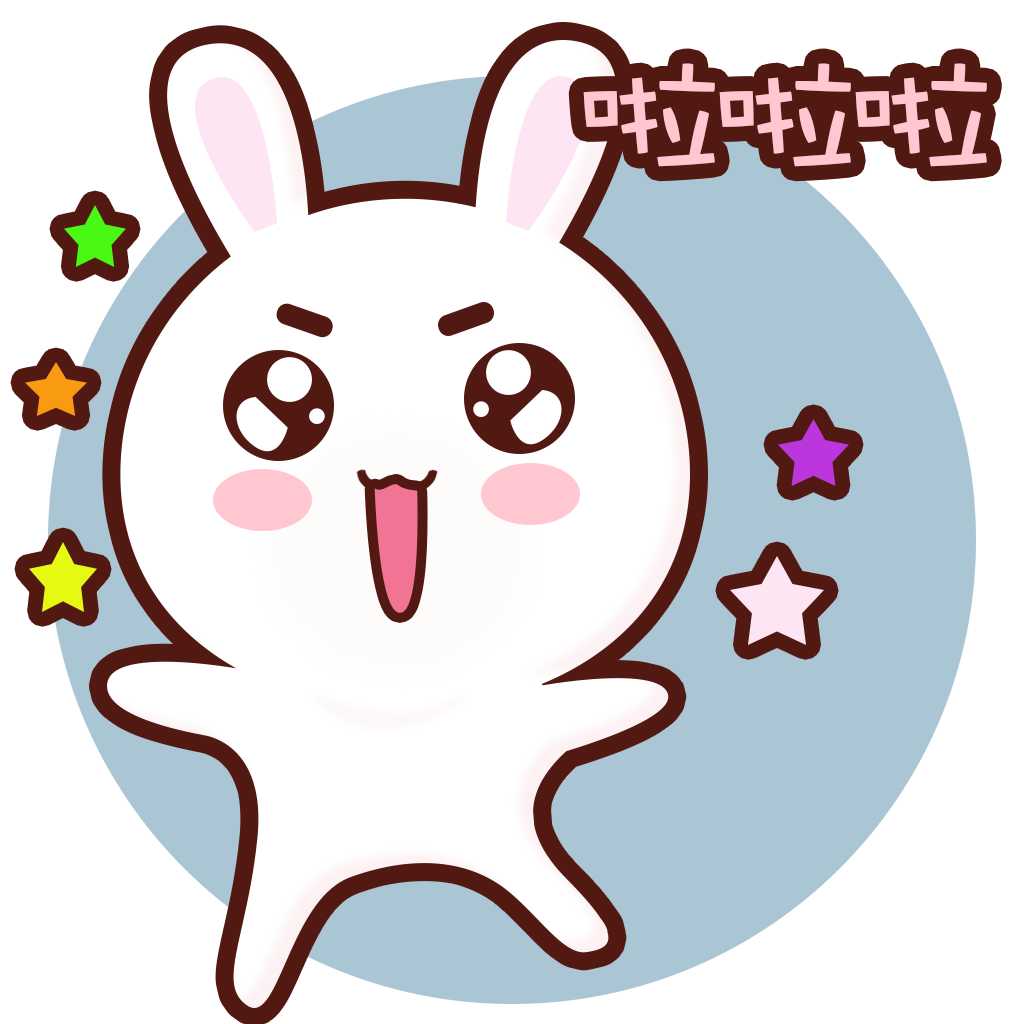 Scorpio Bunny messages sticker-3