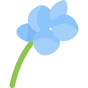 FlowersHi messages sticker-1