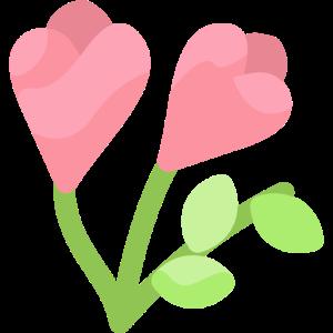 FlowersHi messages sticker-10