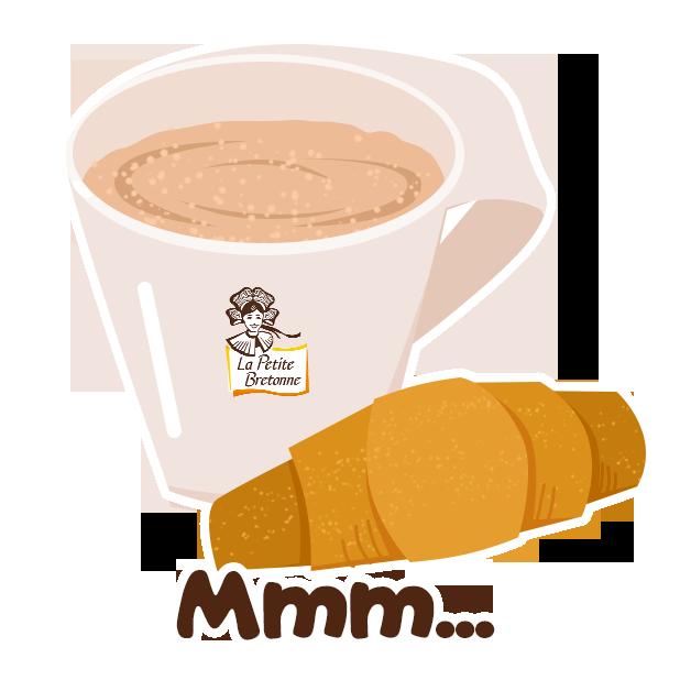 La Petite Bretonne Emojis messages sticker-2