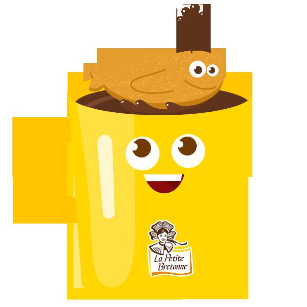 La Petite Bretonne Emojis messages sticker-1