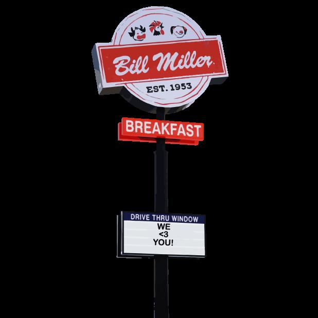 Bill Miller Sticker Pack messages sticker-2