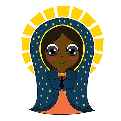Little Mary messages sticker-7