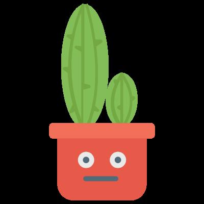 Cute Cactuss messages sticker-7