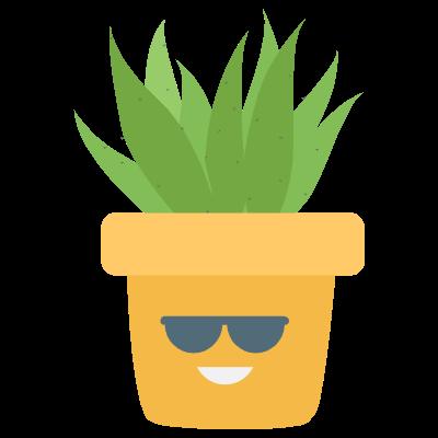 Cute Cactuss messages sticker-9