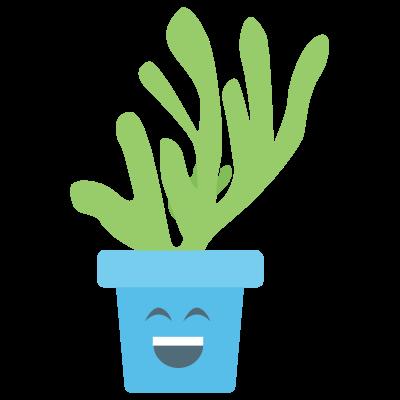 Cute Cactuss messages sticker-5