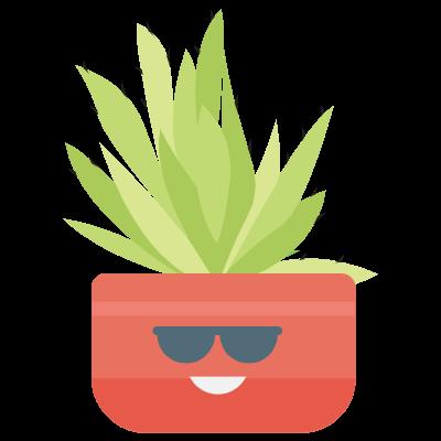 Cute Cactuss messages sticker-8