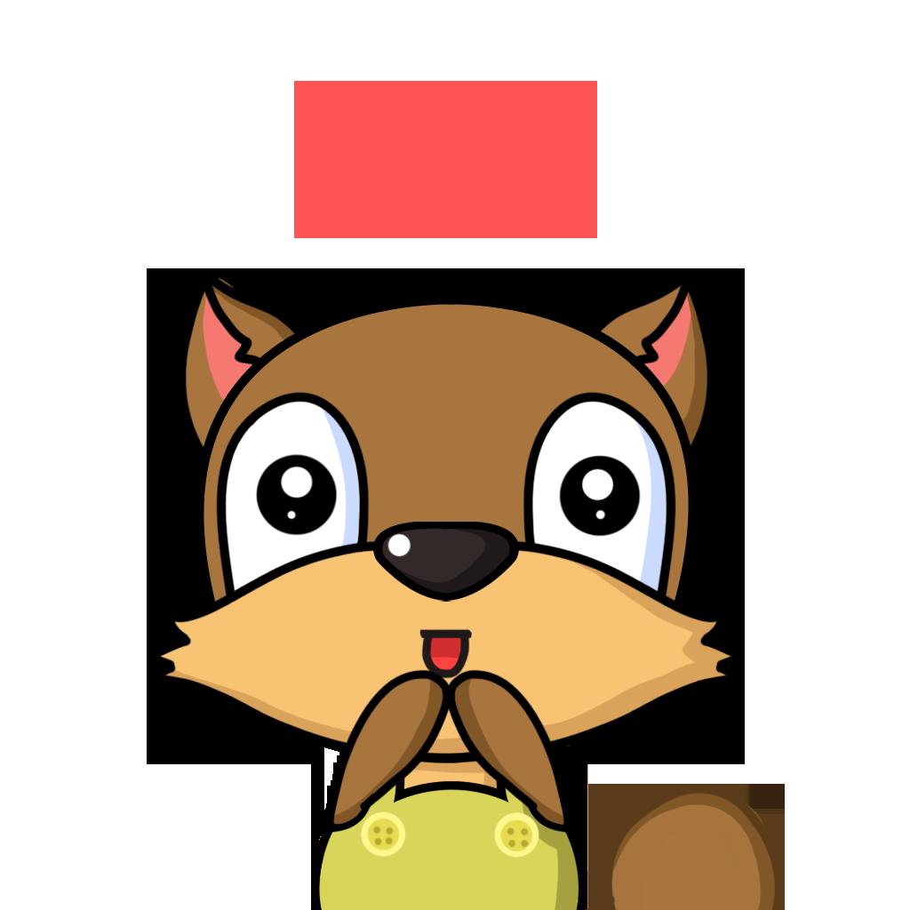 Bean Fox messages sticker-10