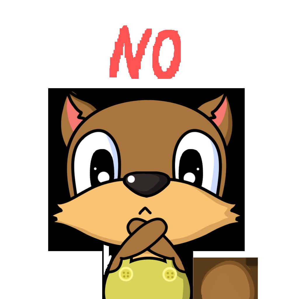 Bean Fox messages sticker-6