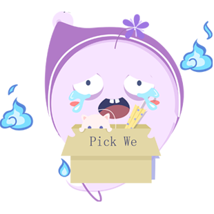 Shy Ghost messages sticker-9