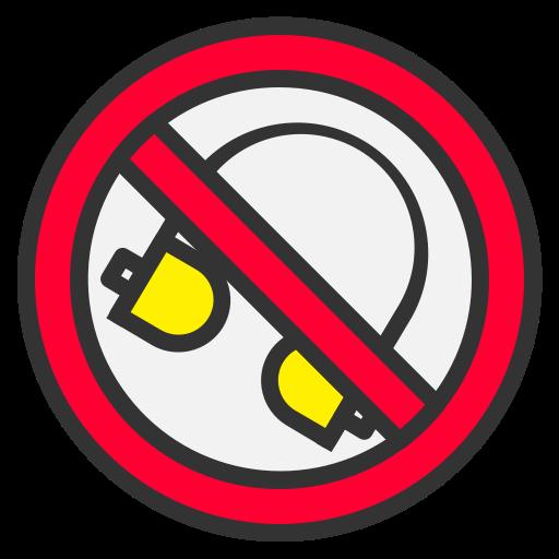 ProhibitionSignLTG messages sticker-1