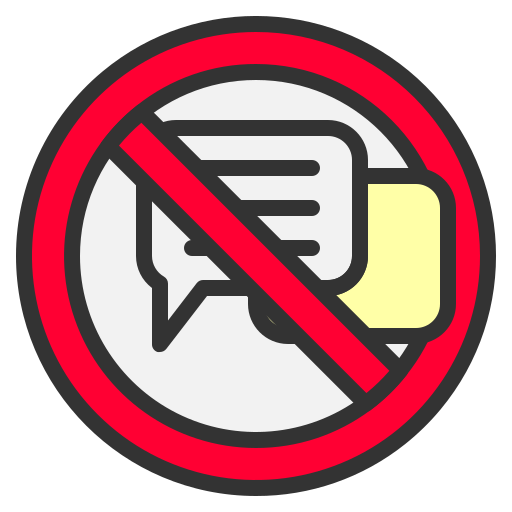 ProhibitionSignLTG messages sticker-5