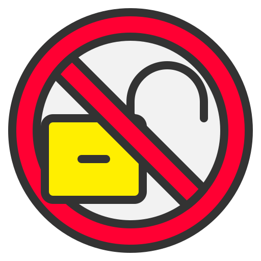 ProhibitionSignLTG messages sticker-11