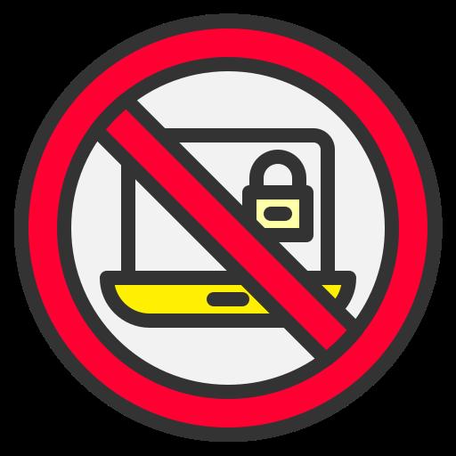 ProhibitionSignLTG messages sticker-10
