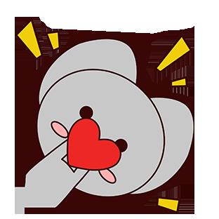 elephantCo messages sticker-0