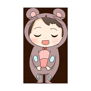 小鼠宝 messages sticker-4
