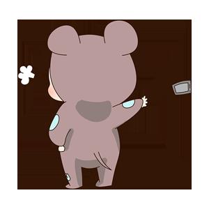 小鼠宝 messages sticker-8