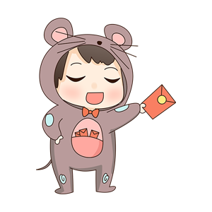 小鼠宝 messages sticker-7