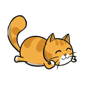黄猫 messages sticker-8