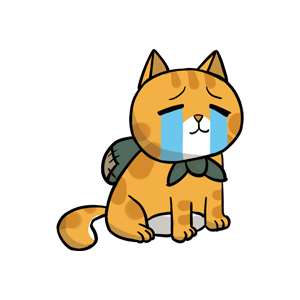 黄猫 messages sticker-3