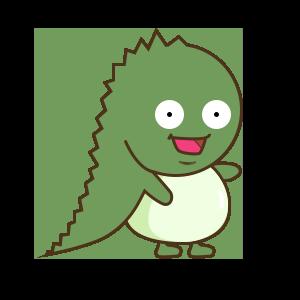 StupidDinosaur messages sticker-1