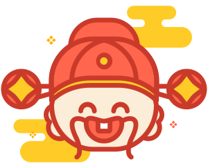 The Spring Festival messages sticker-11