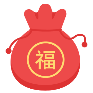 The Spring Festival messages sticker-9