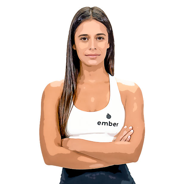 Ember: Audio Fitness Workouts messages sticker-6