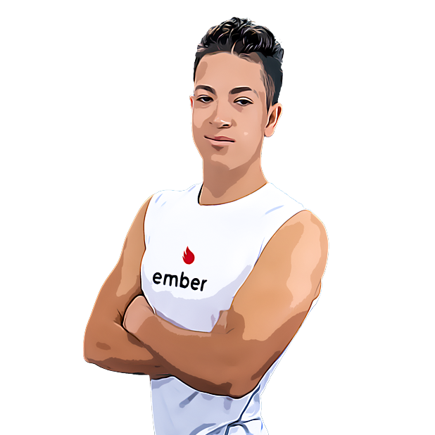 Ember: Audio Fitness Workouts messages sticker-7