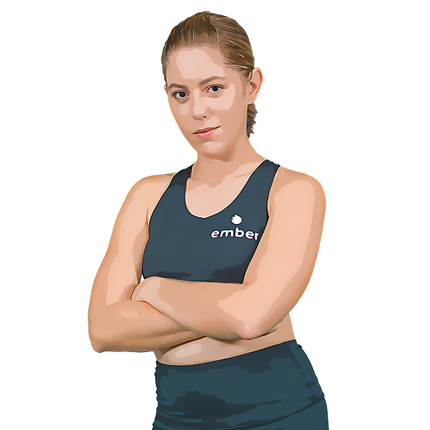Ember: Audio Fitness Workouts messages sticker-0