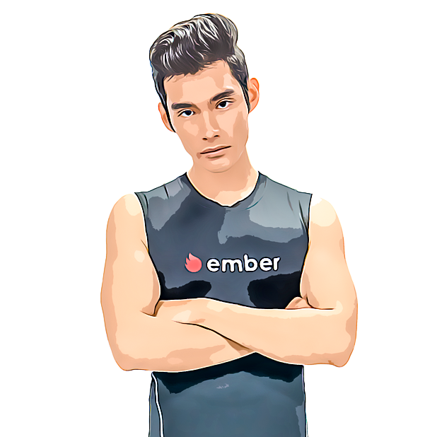 Ember: Audio Fitness Workouts messages sticker-5