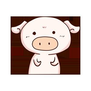 pigDIDI messages sticker-6