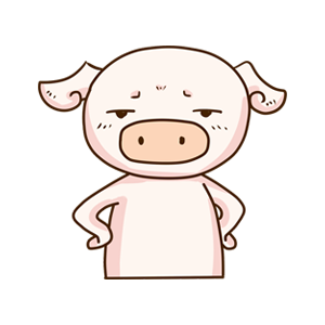 pigDIDI messages sticker-1