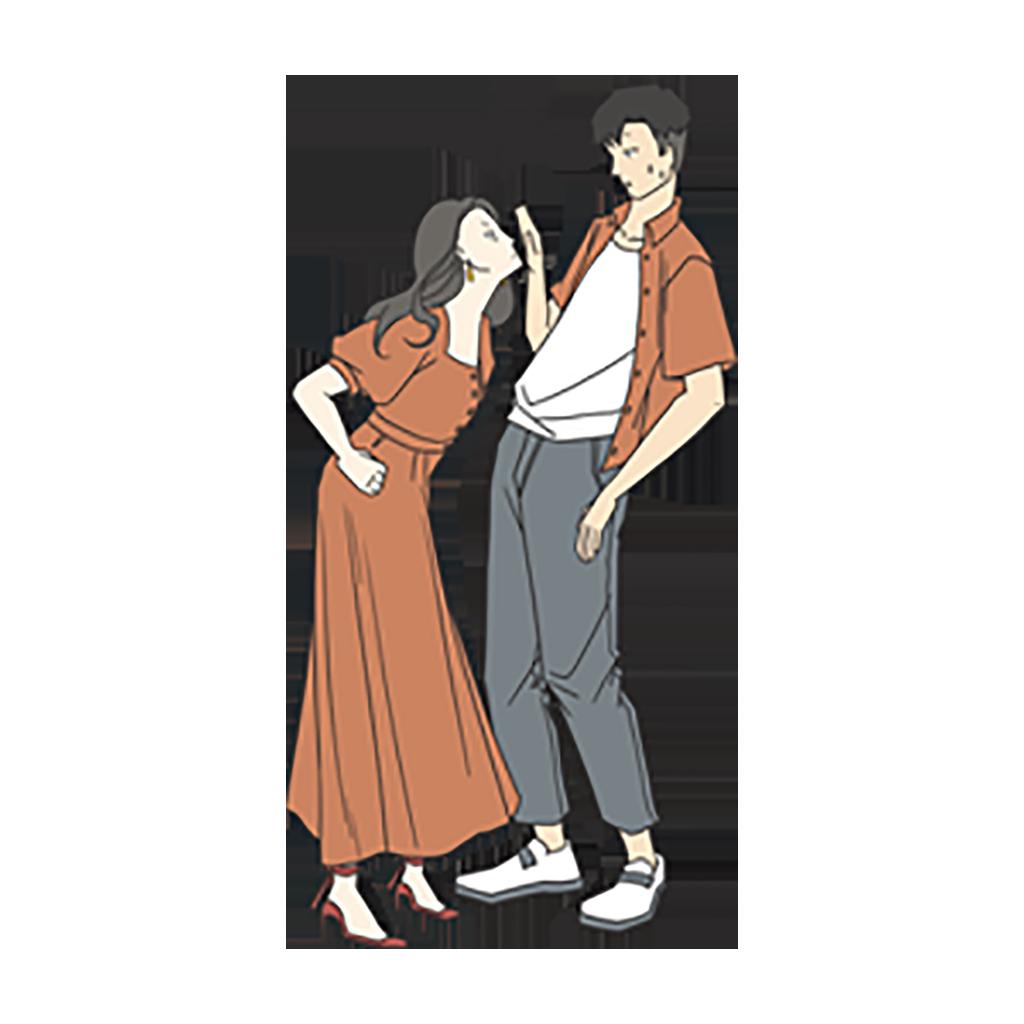 小确幸-2020浪漫情人 messages sticker-6
