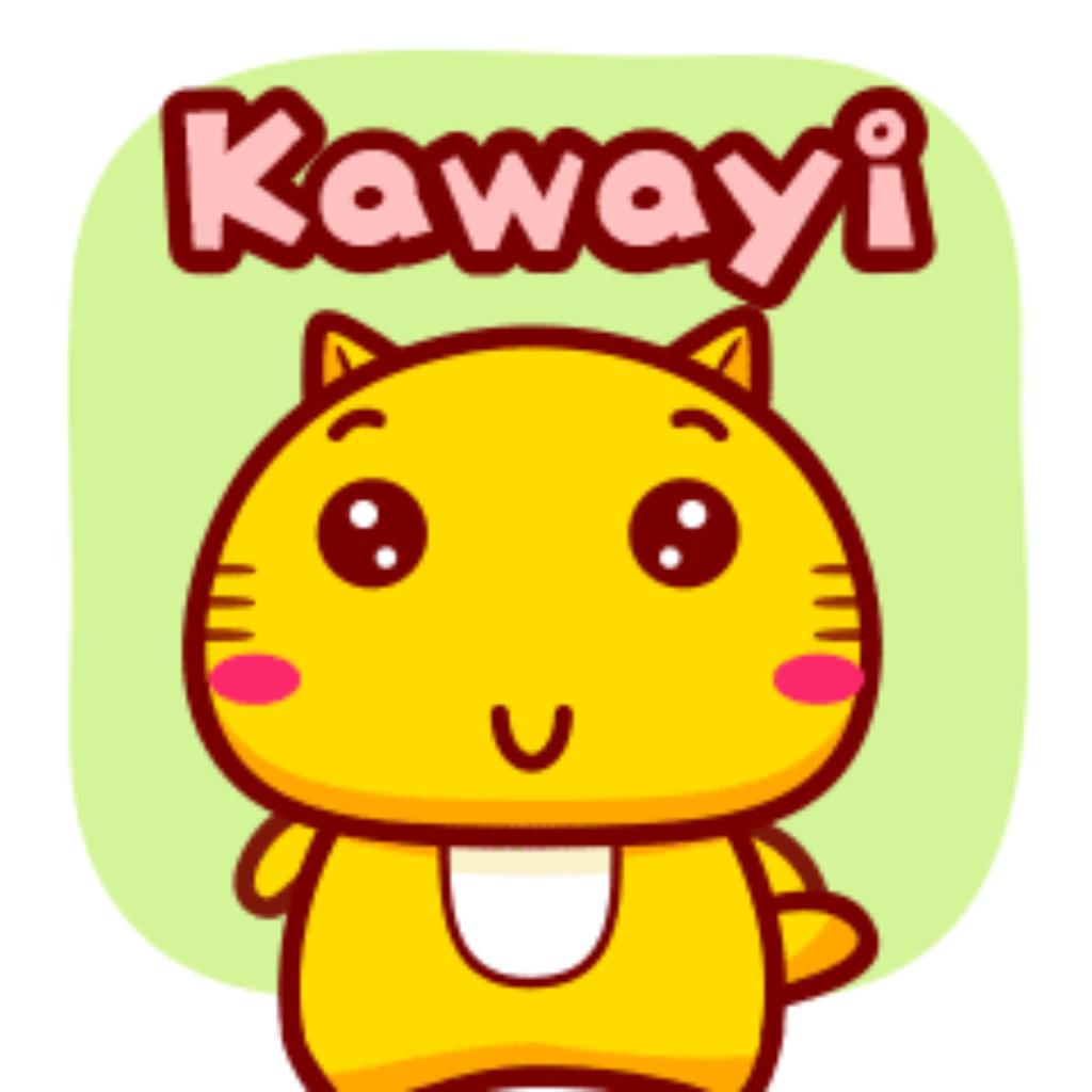 Hello,I'm Hamicat! messages sticker-3